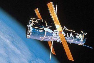 El telescopio 'Hubble' capta un extraño arco de luz en el espacio