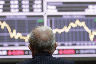 La bolsa se desploma casi un 6% con el riesgo país en 612 puntos