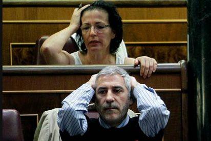 Las caras de espanto de la oposición al escuchar a Rajoy