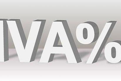 La recaudación por IRPF creció un 2% y la del IVA se desplomó un 10%