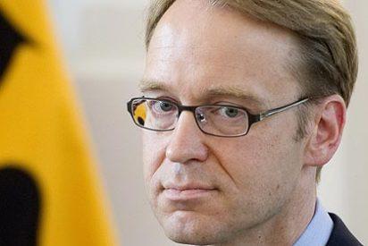 El presidente del El Bundesbank aconseja a España que pida el rescate completo