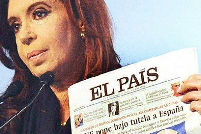 Cristina Kirchner maquilla sus problemas internos con críticas a España