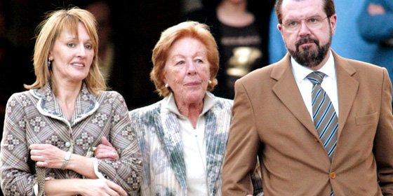 La abuela, la tía y el padre de la Princesa Letizia, imputados por un presunto delito de alzamiento de bienes