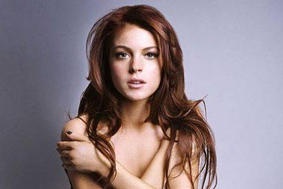 Lindsay Lohan obliga a todo su equipo a bajarse los calzoncillos