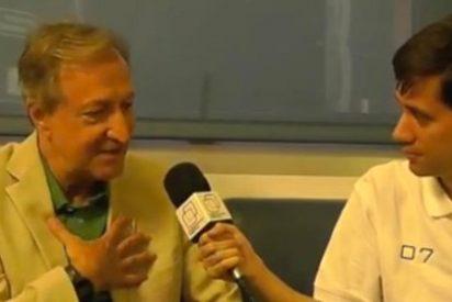 """Paco Lobatón: """"Una llamada a Quién Sabe Dónde ayudó a la policía a resolver el caso de Anabel Segura"""""""