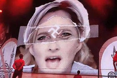 Marine Le Pen denuncia a Madonna por asociarla con Adolf Hitler