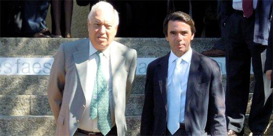 """La imputación de Rato sorprende a García-Margallo: """"Lo lamento porque le quiero bien"""""""