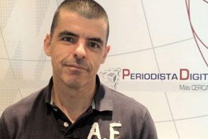"""Manuel Marlasca: """"La esencia del periodismo es que alguien te cuente algo sabiendo que eres periodista, y que te lo cuente gratis"""""""