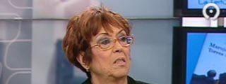 Maruja Torres pide la guillotina pero no para Polanco y Cebrián que están despidiendo a sus 'compis' de la SER
