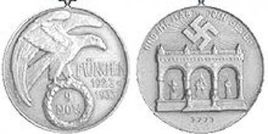 Qué hacer si se encuentra con una medalla nazi en su trastero