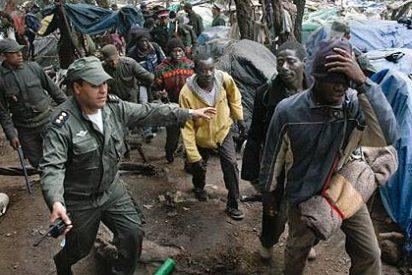 Matan a pedradas a un soldado marroquí en la valla de Melilla