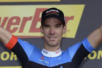 Millar gana al sprint y Wiggins conserva el liderato del Tour de Francia