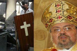 """SOS del arzobispo maronita de Damasco: """"Es un apocalipsis"""""""
