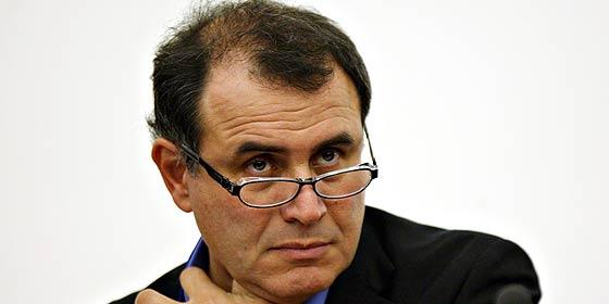 """Roubini: """"Probablemente, España e Italia acabarán en manos de la troika"""""""
