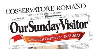 El periódico del Papa cruza el océano y regresa a USA