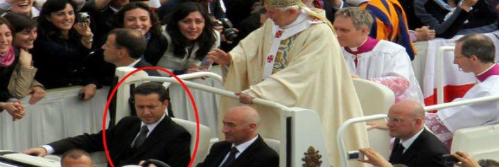 """El abogado del mayordomo del Papa dice que Gabriele """"sufre y está arrepentido"""""""
