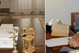 El Papa ultima en Castelgandolfo la tercera parte de su 'Jesús'