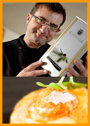 Tapa Gourmet de la mano del Chef Sergio Fernández y los productos La Chinata