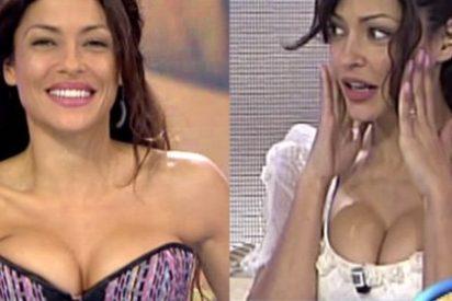 La exuberante Patricia Pérez ('Vuélveme loca') se desata en 'Primera Línea': posa muy sexy y da la entrevista más erótica de su carrera