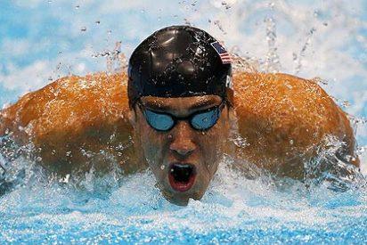 Michael Phelps, con 19 medallas, es ya el deportista con más medallas de la Historia