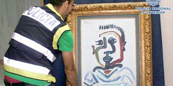 Cuando el timo de la estampita se convierte en Arte