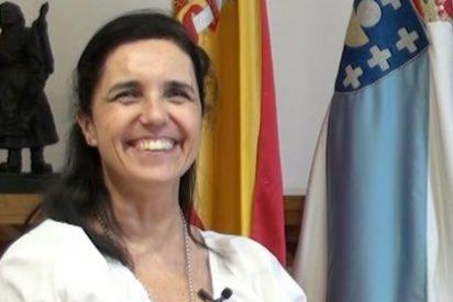 La presidenta del primer parlamento español que reducirá el número de diputados
