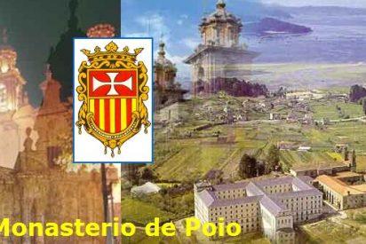 Capítulo provincial de los Mercedarios de Castilla en el monasterio de Poio