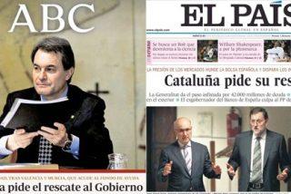 El Gobierno de Cataluña pide pelas 'in english'
