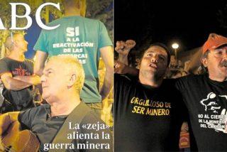 """""""¿Si Rajoy ordenara sacrificar a todos los primogénitos ABC y La Razón también le aplaudirían?"""""""