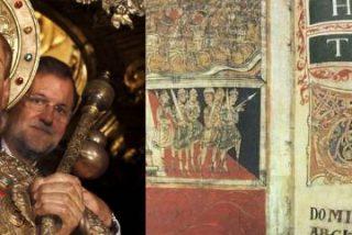Rajoy entregará en mano a Barrio el recuperado Códice Calixtino