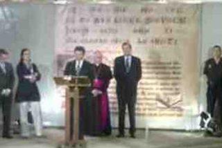 El Códice Calixtino regresa a la catedral de Compostela