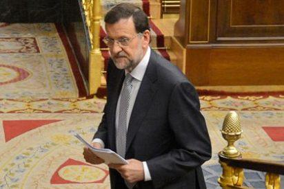 Mariano Rajoy en el Congreso, el peor discurso desde que es presidente del Gobierno