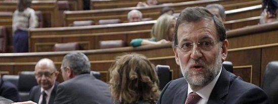 El recortazo de Rajoy desorienta a los suyos y divide la estrategia socialista