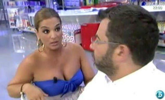 """Sale a la luz lo que ocurrió entre Raquel Bollo y Chelo García Cortés durante la publicidad del 'Deluxe' y el resultado es muy fuerte: """"¡Estás loca!"""""""