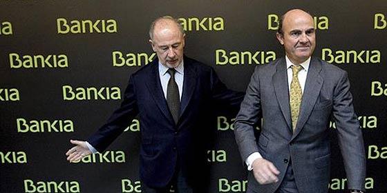Rodrigo Rato y Luis de Guindos: ¿Qué es lo que pasó de verdad en Bankia?