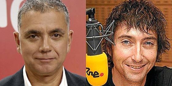 """La izquierda mediática tilda de """"disparate"""" la decisión de RNE de prescindir de Juan Ramón Lucas y Toni Garrido"""