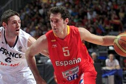 La selección española de baloncesto da una paliza de cuidado a Francia