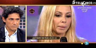 """Marta Sánchez, """"destrozada"""" tras su polémica con los funcionarios, manda a su ex a defenderla pero termina por hundirla más"""