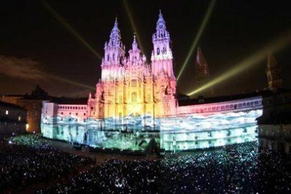 GPD logra el premio al mejor evento con el VIII Centenario de la Catedral de Santiago de Compostela
