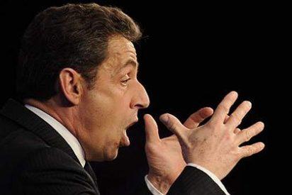La policía registra la casa y la oficina de Sarkozy en París