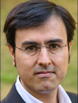 Sergi Rodríguez, director del Instituto Cervantes en Roma