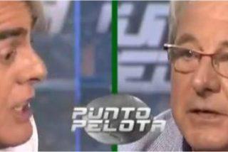"""Siro López choca con Jorge D'Alessandro a vueltas con el Balón de Oro: """"¡Tú no me vas a enseñar de fútbol!"""""""
