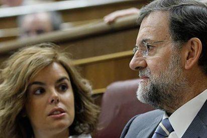 """Soraya Sáenz de Santamaría: """"Los aplausos a Rajoy fueron por dar la cara, no por las medidas"""""""