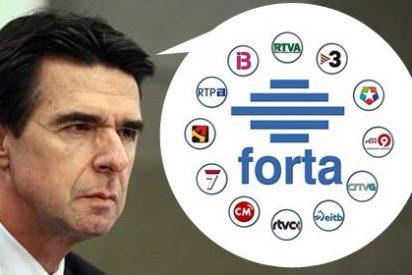 El delirio audiovisual no tiene freno: el ministro Soria admite que no hay quién compre las TV públicas
