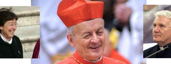 La gobernanta del Papa, su ex secretario y el cardenal Sardi, ¿cuervos del Vatileaks?