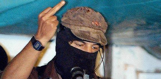 El subcomandante Marcos, el líder zapatista, tiene cáncer de pulmón