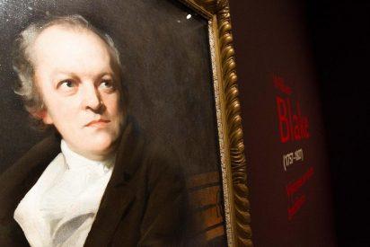 Viaje con William Blake a sus visiones de ultratumba
