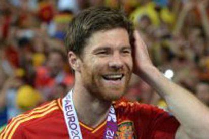 """Xabi Alonso: """"Leía lo que se estaba escribiendo sobre España y me reía"""""""