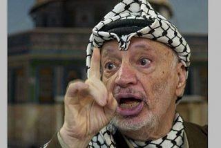 Un preso palestino confiesa haber envenenado a Arafat para el Mossad