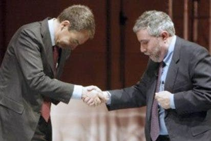 """Krugman ve posible que se vuelva a la peseta: """"España necesita una fuerte devaluación interna"""""""